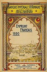 Anonym - Banque Impériale Ottomane