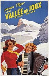 Anonym - Vallée de Joux