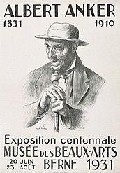Monogramm T.S. - Albert Anker