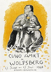 Amiet Cuno - Cuno Amiet