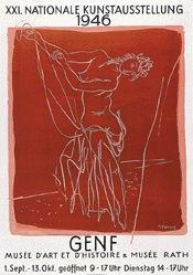 Barraud Maurice - XXI. Nationale Kunstausstellung Genf