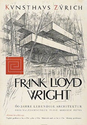 Bosshard Walter - Frank Lloyd Wright