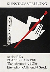 Brun Donald - Kunstausstellung