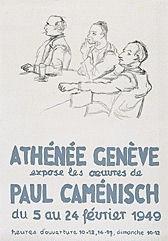 Caménisch Paul - Paul Caménisch