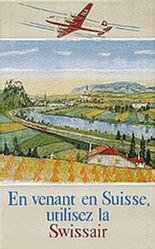 Carigiet Alois - En venant en Suisse,