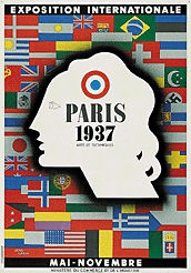 Carlu Jean - Exposition Internationale Paris