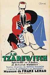 Chancel - Le Tzaréwitch