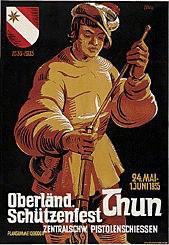 Clare Etienne - Oberländ. Schützenfest Thun