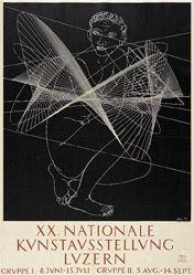 Erni Hans - XX. Nationale Kunstausstellung Luzern