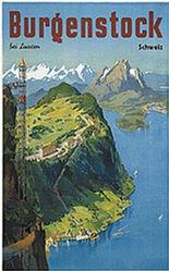 Ernst Otto - Bürgenstock