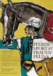 Falk Hans - Pferdesport Frauenfeld