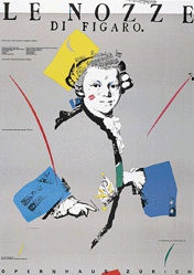 Geissbühler Domenic K. - Le Nozze di Figaro