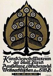 Kienzle Wilhelm - Ausstellung Lebkuchenmodel