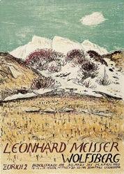 Meisser Leonhard - Leonhard Meisser