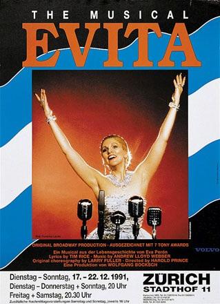 Anonym - Evita - The Musical