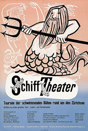 Anonym - Schiff Theater