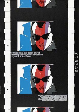 Brühwiler Paul - Retrospektive - Jean-Luc Godard