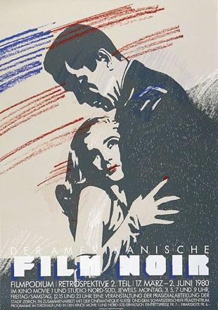 Brühwiler Paul - Der amerikanische Film noir