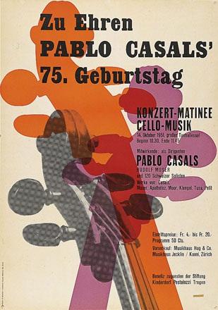 Olonetzki Beni - Pablo Casal