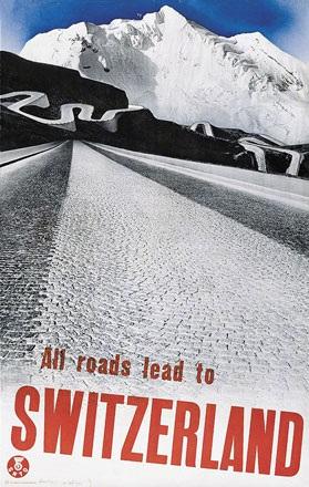 Matter Herbert - All roads lead to Switzerland