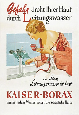 Biedermann Walter - Kaiser-Borax