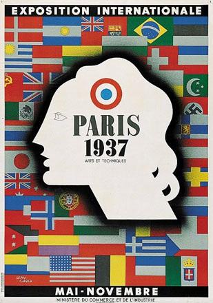 Carlu Jean - Exposition Internationale Paris