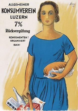 Scherer Carl - Allgemeiner Konsumverein