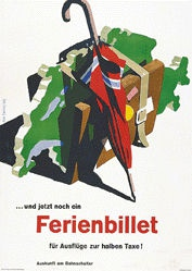 Rolly Hanspeter - ... und jetzt noch ein Ferienbillet