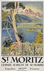 Stiefel Eduard - St. Moritz