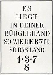 Stoecklin Niklaus - Bürgerhand