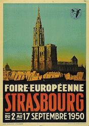 Anonym - Foire européenne Strasbourg