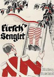 Anonym - Kirsch Senglet