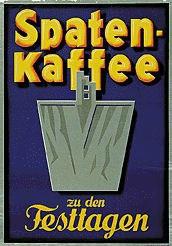 Anonym - Spaten-Kaffee