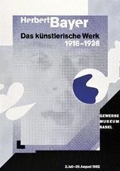 Weingart Wolfgang - Herbert Bayer - Das künstlerische Werk