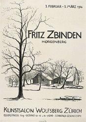 Zbinden Fritz - Fritz Zbinden