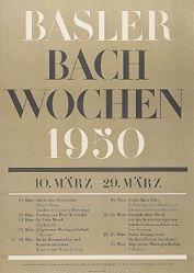 Anonym - Basler Bach Wochen