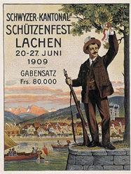 Monogramm M.B. - Schützenfest Lachen