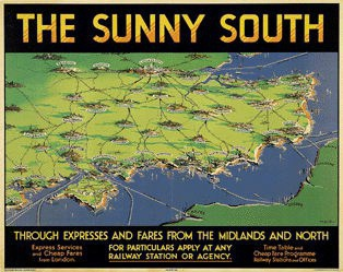 Ayling George - The sunny South