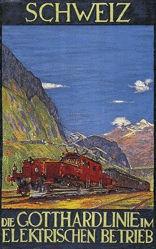 Buzzi Daniele - Gotthardlinie