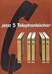 Gauchat Pierre - Telephonbücher
