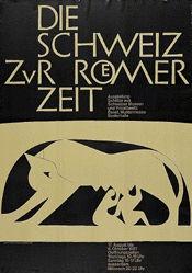 Hofmann Armin - Die Schweiz zur Römerzeit