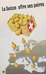 Krapf Karl O. - Poires Suisse