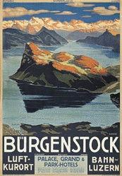 Landolt Otto - Bürgenstock