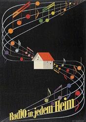 Miedinger Gérard - Radio in jedem Heim