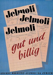 Neukomm Emil Alfred - Jelmoli