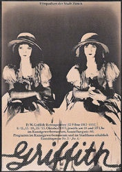 Pfeiffer Walter - D.W. Griffith - Retrospektive