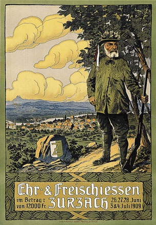 Anonym - Freischiessen Zurzach