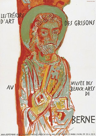 Carigiet Alois - Les trésors d'Art des Grisons