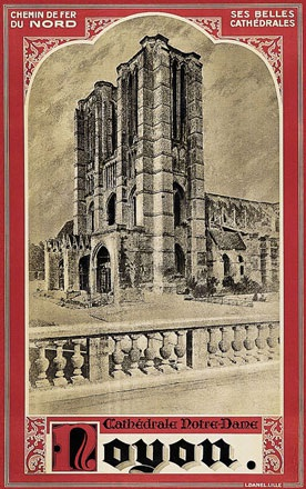 Danell - Cathédrale Nôtre Dame Noyon