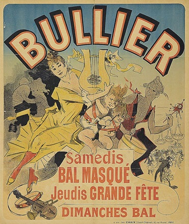 Chéret Jules - Bullier